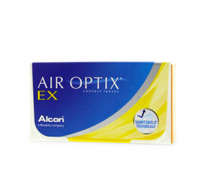 Air Optix Aqua EX kontaktlinser