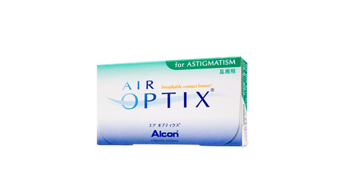 Air Optix Aqua Astigmatism kontaktlinser
