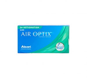 Alcon / Ciba Vision - AIR OPTIX for Astigmatism Billiga Toriska dygnetruntlinser