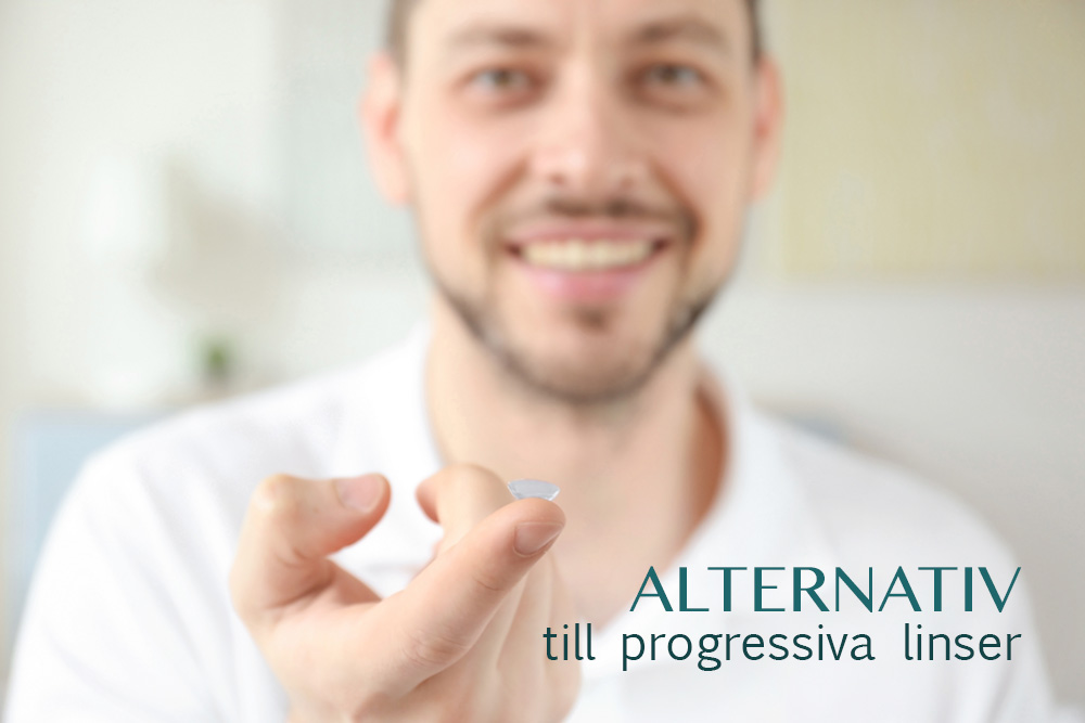 alternativ till progressiva glasögon